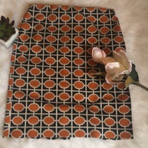 Worthington cotton/spandex pencil skirt